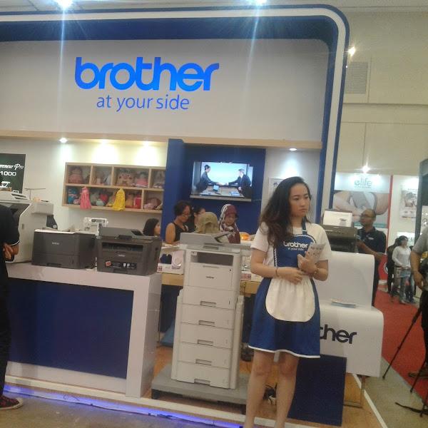 Belajar Jahit Membuat Blouse Bersama Brother Indonesia dan Astri Damayanti