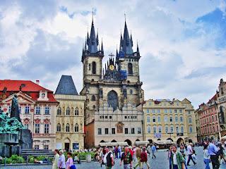 Altstädter Ring, Prag Sehenswürdigkeiten Top 3