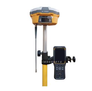 Jual GPS Geodetik Hi-Target V90 di Batam