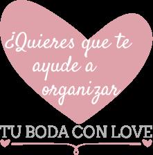 Organizo tu Boda con Love