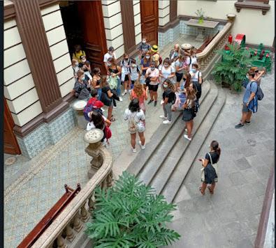 Visita Instituto de Bañaderos