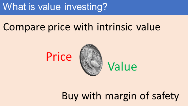 What is value investing and how does it work?
