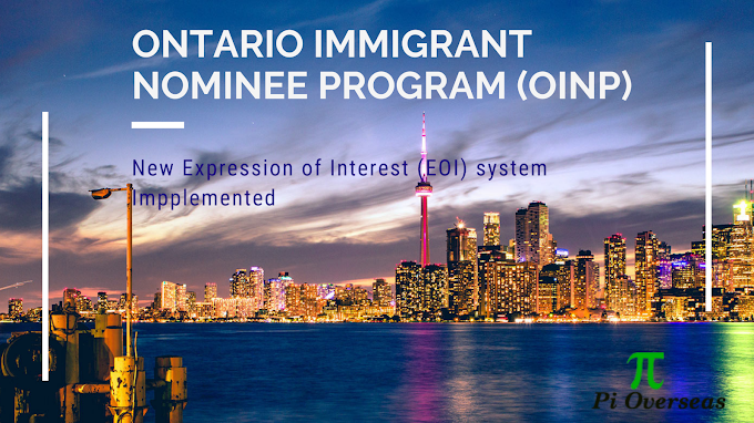 Ontario Changes Immigration Process