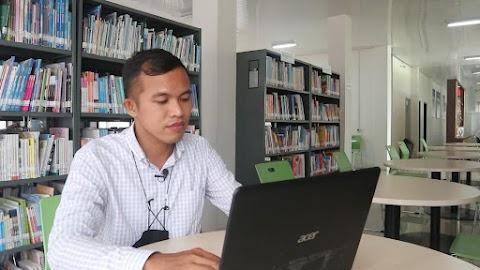 Library Tour | Alat IPTEK di Perpustakaan Daerah Tanjung Jabung Timur