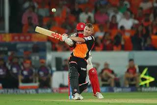 David Warner 81 - SRH vs KXIP 48th Match IPL 2015 Highlights
