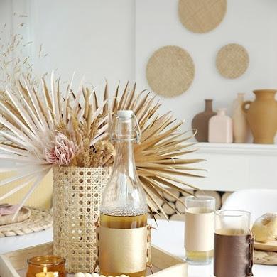 Décorations DIY pour une Table Style Scandinave