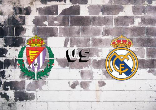 Real Valladolid vs Real Madrid  Resumen y Partido Completo