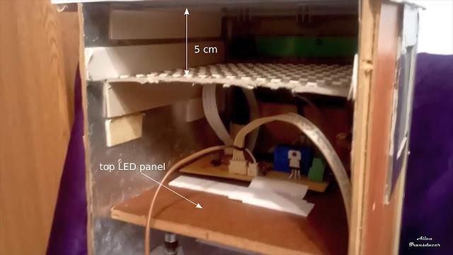 How to make UV LED PCB exposure box 7