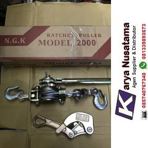 Jual Trektang Kodokan Racket Puller NGK 2000 2Ton di Jambi