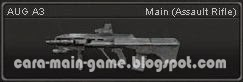 AUG A3 Senjata Point Blank PB Weapon