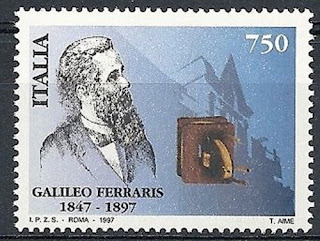 1997 Italy Galileo ferraris
