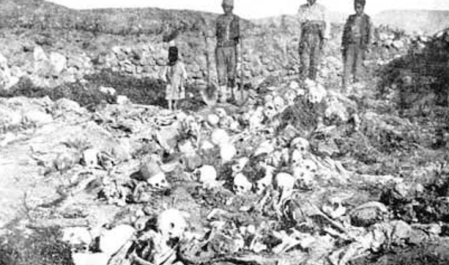On Armenian Genocide Remembrance Day Turkish President Erdogan Tweets the Genocide was 'Reasonable'