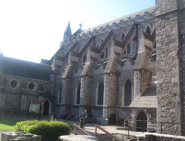 Christ Church Cathedral Dublin Ireland