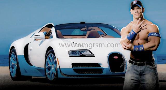 Bugatti Veyron 16.4 Grand Sport Vitesse 2021 John Cena's Favorite Car