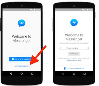 Messenger sin Facebook - MasFB