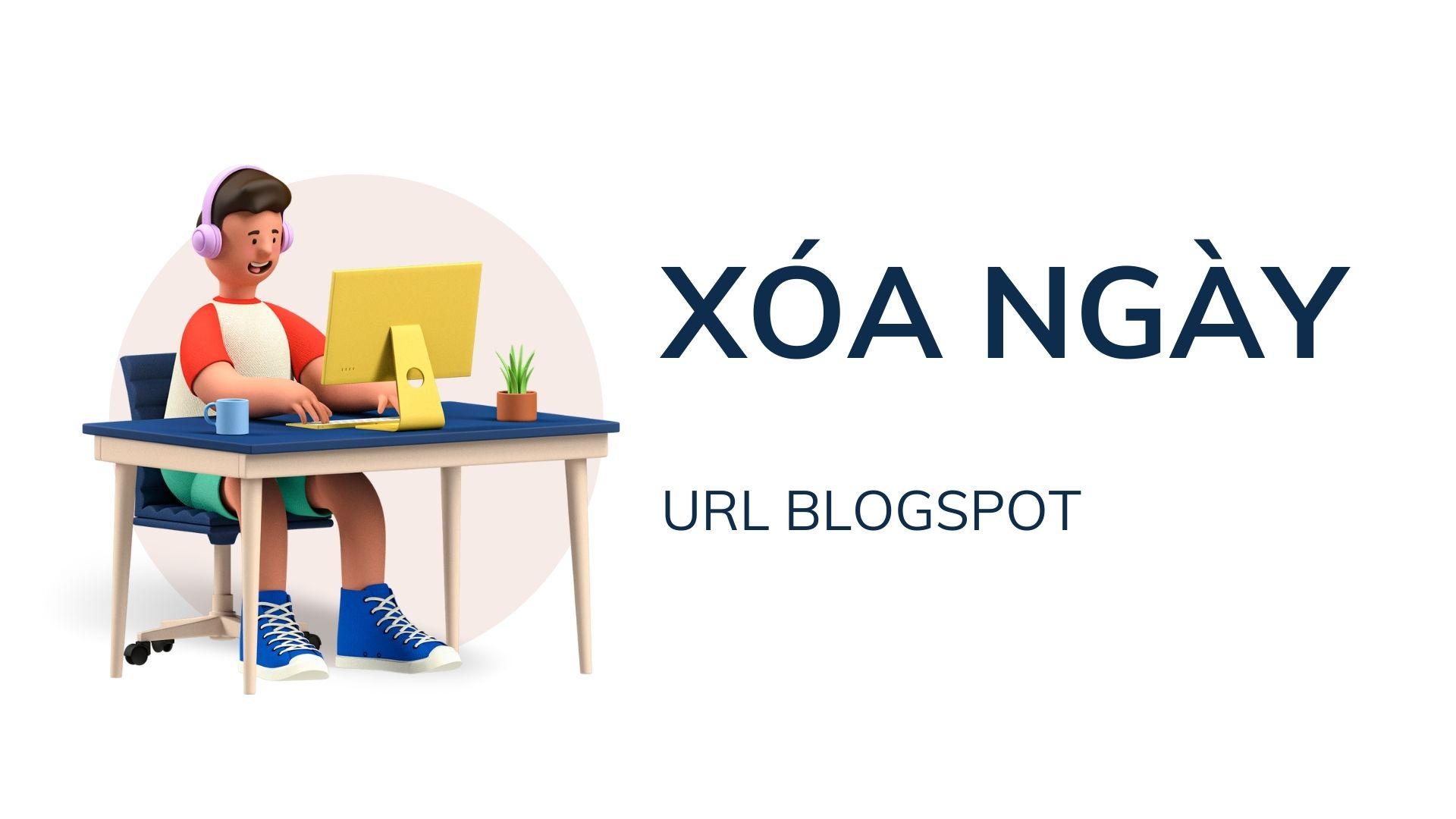 Xóa ngày khỏi URL bài đăng trên Blogger