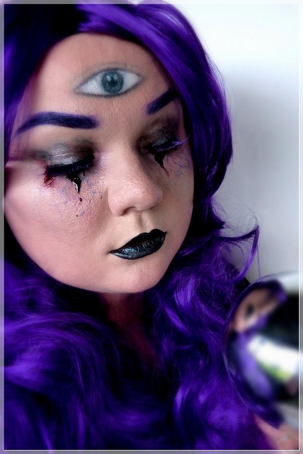 Orakel schminken