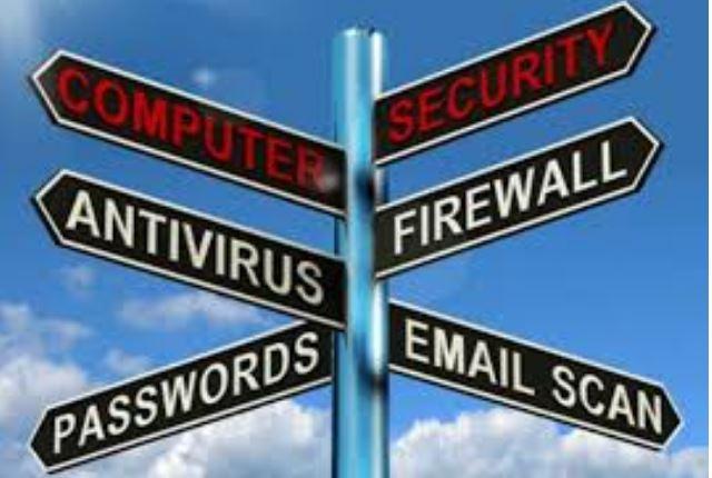 Virus-antivirus-malware-security