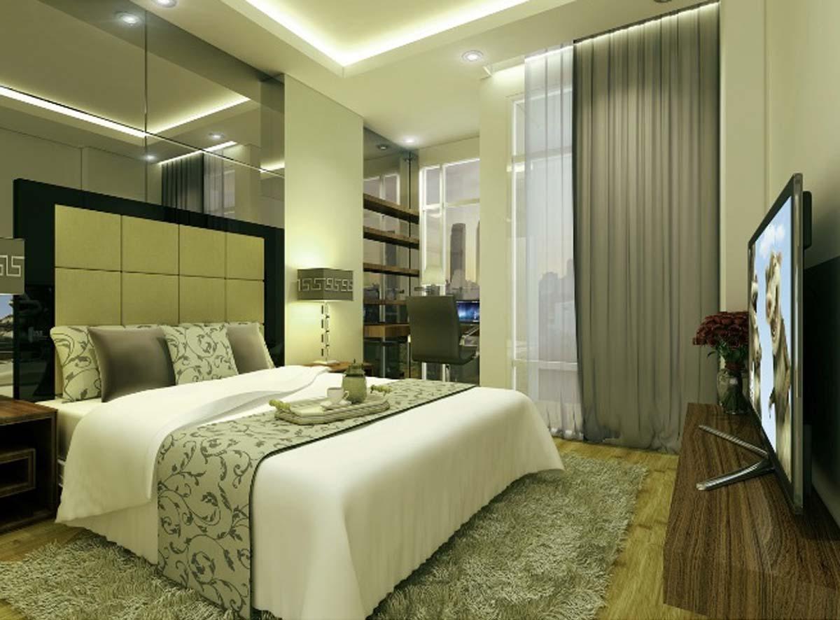 desain kamar tidur minimalis suami istri | gambar desain rumah minimalis