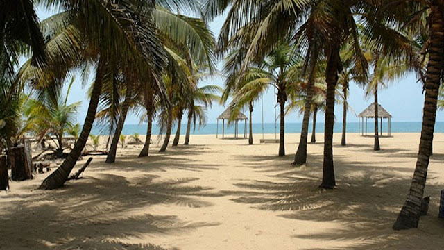 Whispering Palms, Badagry.