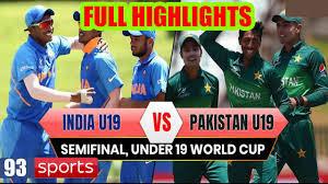 Ind vs Pak highlights, U19 World Cup semi-final 2020, Yashaswi Jaiswal show