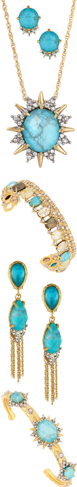 Alexis Bittar Turquoise Jewelry