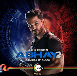 Abhay (2020) Season 2 480p 720p All Episodes HDRip
