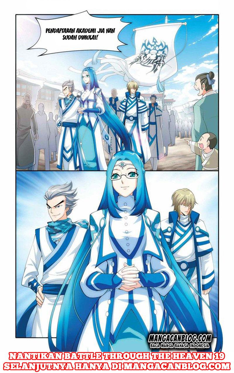 Battle Through Heaven Chapter 18-23
