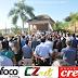 Motoristas recebem bênção na 56ª Festa de São Cristóvão, Rodeio Bonito