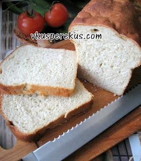 пшеничный хлеб на кефире