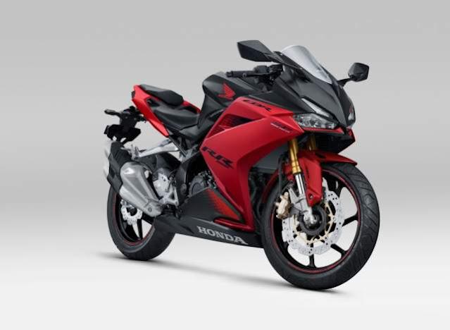 Pilihan Warna Baru Honda CBR250RR SP Quickshifter Bravery Red