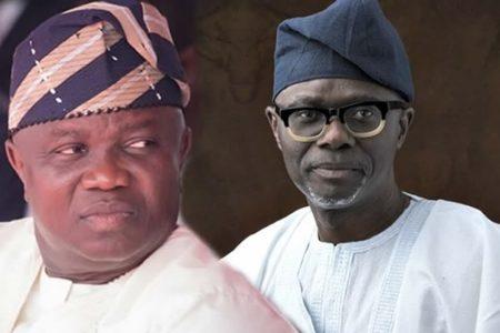 Why I won't attend Sanwo-Olu's Inauguration -- Ambode