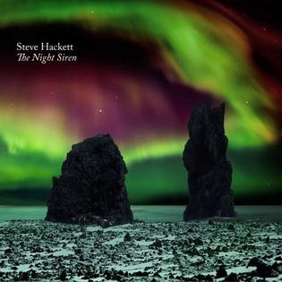 "Videos και audios από το album του Steve Hackett ""The Night Siren"""