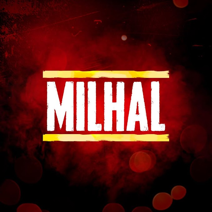 """LISTEN TO """"HE'S GONE"""" BY MILHAL"""