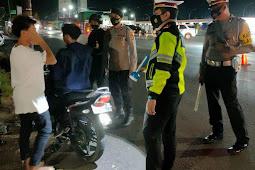 Jelang Lebaran Polisi Tingkatkan Razia