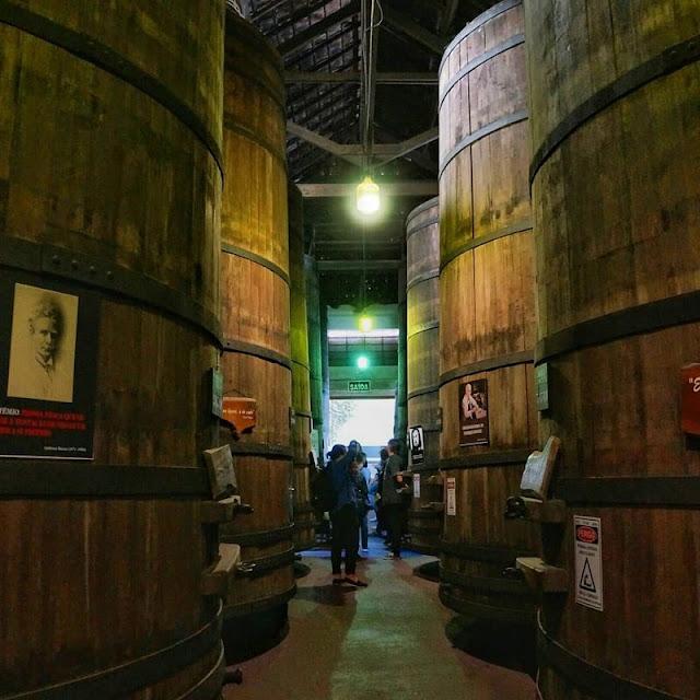 experiência Taça e Trufa na Cooperativa Vinícola Garibaldi