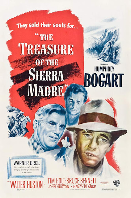 Film Western Terbaik - The Treasure of the Sierra Madre