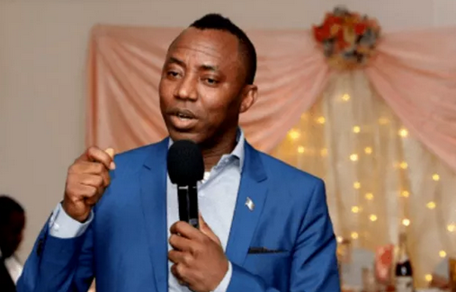 AAC turns back at it Presidential candidate, suspends Sowore, 8 others