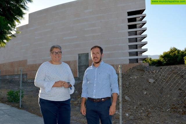 El Cabildo retoma las obras de reurbanización de Puerto Naos