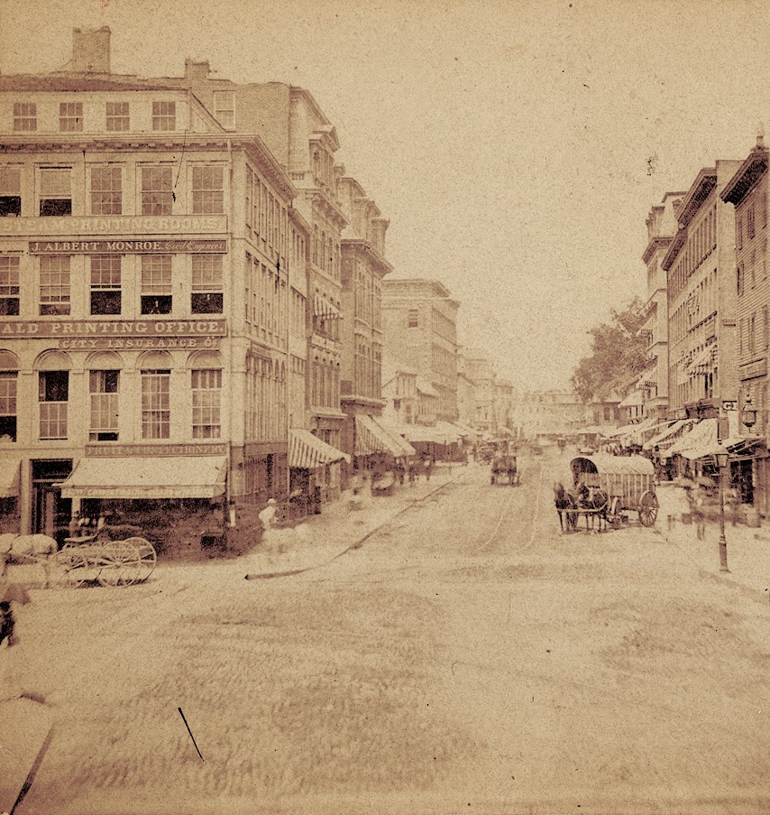 Vintage Photos Of Providence Rhode Island Ca1860 1880
