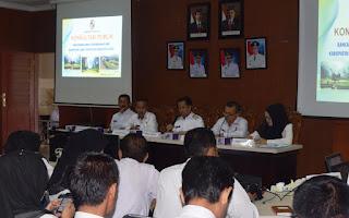 Badan Perencanaan Penelitian dan Pengembangan (Bapelitbang) Gelar Diskusi Publik Rancangan Awal Perubahan RPJMD
