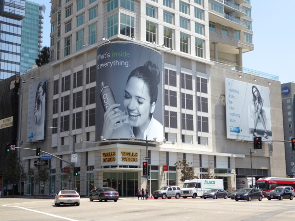 Zico Coconut Water 2016 billboards