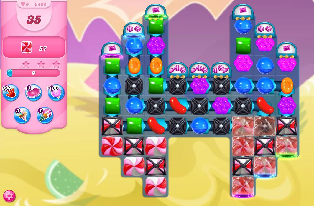 Candy Crush Saga level 94945