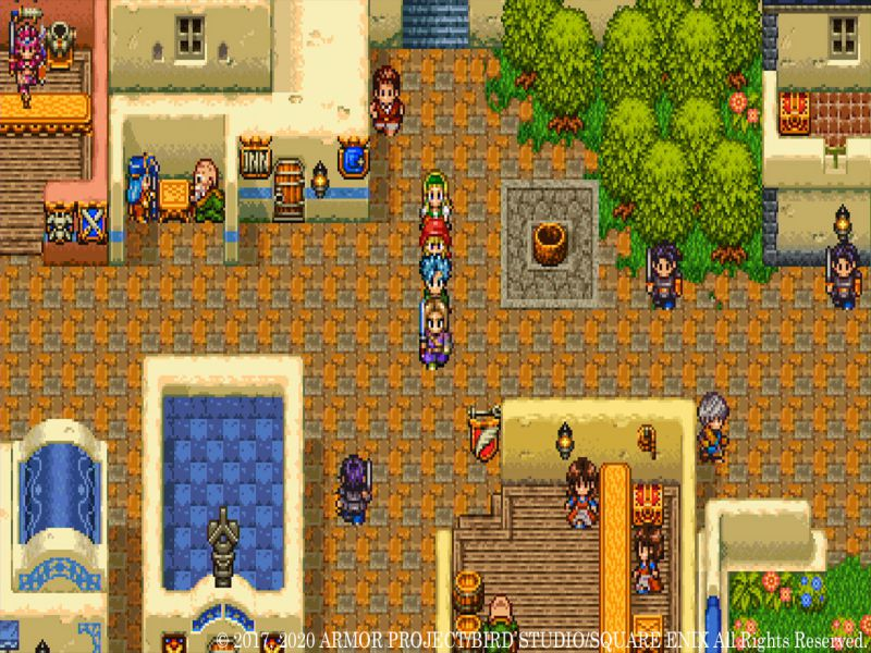 Download DRAGON QUEST XI S Echoes of an Elusive Age Definitive Edition Free Full Game For PC