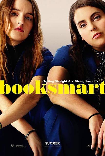 Booksmart 2019 movie poster