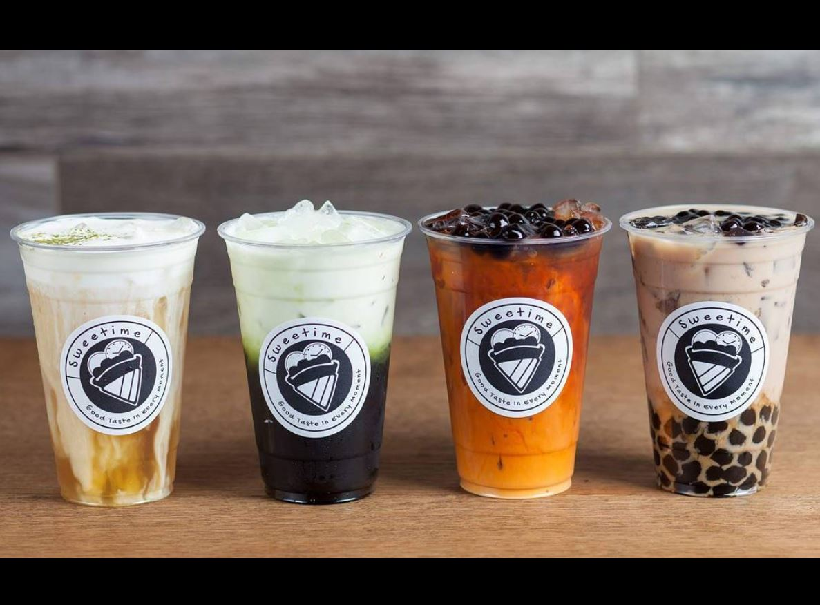 Oct. 28 | Sweetime in Garden Grove Grand Opens - First 100 Get Free Boba and Gelato