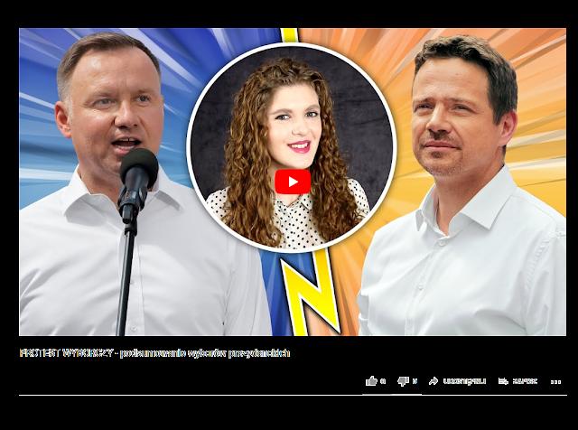 Wybory prezydenckie 2020 - podsumowanie - Rafał Trzaskowski - Andrzej Duda