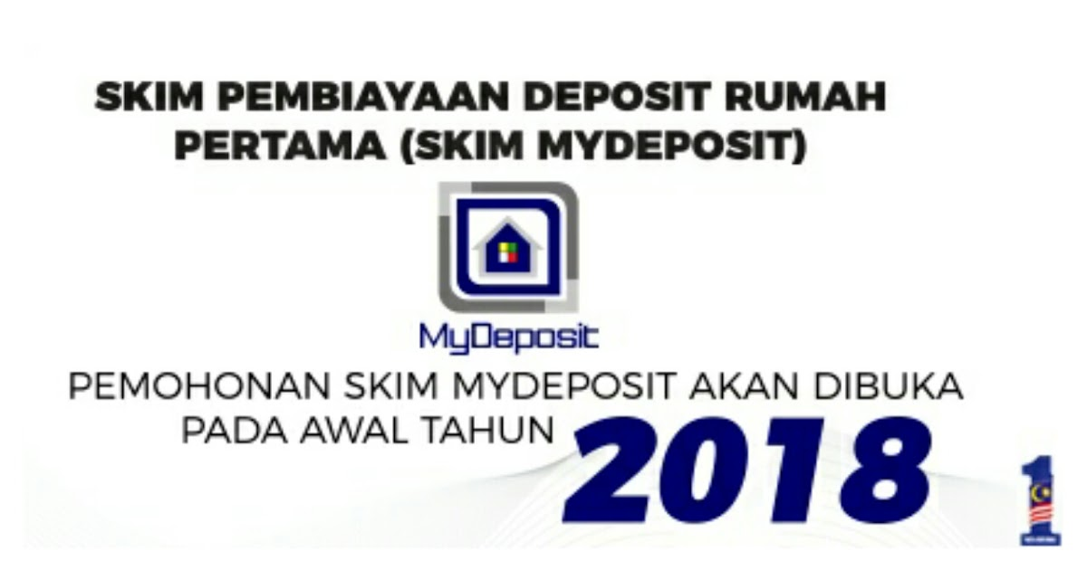 Permohonan Skim Mydeposit 2018 Online Lokmanamirul Com