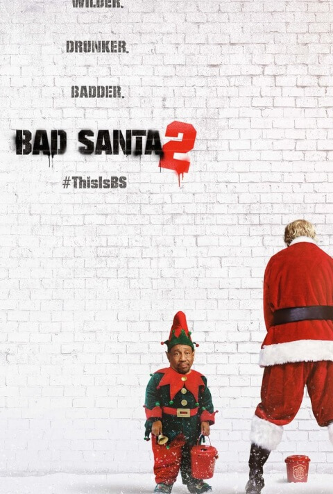 Bad Santa 2 Movie Download HD Full Free 2016 720p Bluray thumbnail