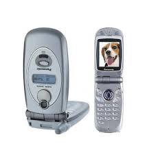 Spesifikasi Handphone Panasonic GD87